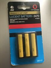 NEW Home Phone Battery for AT&T/Lucent  3470