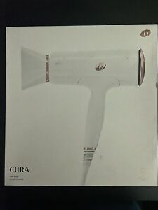 T3 CURA HAIR DRYER WHITE/ROSE-GOLD