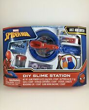 Marvel Spider-man Diy Slime Station Scientist Slime Lab SpiderMan Brand New