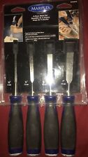 BRAND NEW MARPLES - 4 piece chisel set