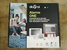 DIAGRAL ALARME ONE - PACK COMPLET SECURITE DIAG91AGFK GSM - NEUF NEW SCELLE