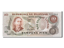 [#108292] Philippines, 10 Piso type A. Mabini