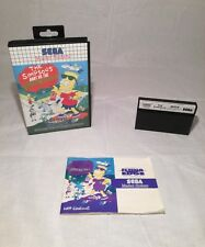 Sega ® Master System ™ The Simpsons ™ Bart vs. the Space Mutants