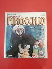 Le Avventure Di Pinocchio Di Carlo Collodi Con Illustrazioni Di Luciano...