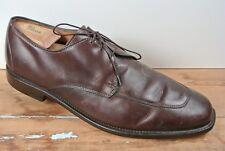 Allen Edmonds Burton Merlot Moc Toe Lace Up Blucher Men's Size: 11D