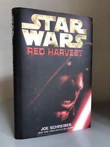 Star Wars: Red Harvest. Joe Schreiber. Hardcover – 2011