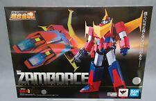 Soul of Chogokin GX-81 Zamboace Invincible Super Man Zambot 3 Bandai Japan NEW