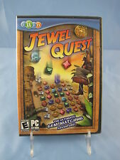 Jewel Quest PC Gem Matching Puzzle Game New in Box