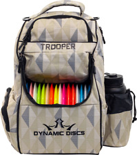 Dynamic Discs LE Trooper Backpack Disc Golf Bag Assorted Colors