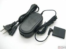 AC Adapter For ACK-DC10 Canon Powershot SD780 IS SD940 IS SD960 IS SD1400 IS