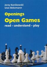 Openings - Open Games (Chess Book)