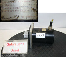 Motor de velocidad gradual paso a precisión Phytron RSS 80-500-7 . 5