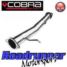 "FD63 Cobra Sport Focus RS MK2 3"" Decat Pipe Cat Bypass Pipe De-cat Pipe Exhaust"