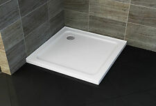 900x900mm  Fibreglass / Acrylic Shower Base DIY