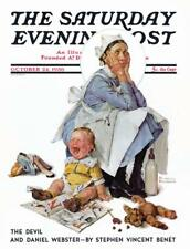 Saturday Evening Post 274 Issues Pulse Of 20th Century America Free Shipping