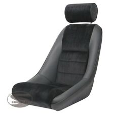 Sandtler Classic RS Sport Seat Bucket Car Seat Comfortable Leather and corduroy