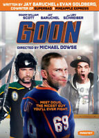Goon (DVD, 2012) Seann William Scott NEW