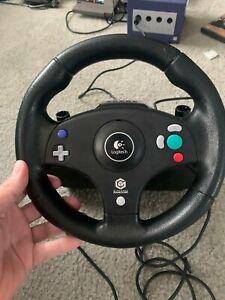 Logitech Nintendo Gamecube Steering Wheel