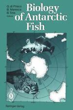Biology of Antarctic Fish (2011, Paperback)