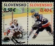 Slowakije postfris 2011 MNH 657-658 - WK IJshockey