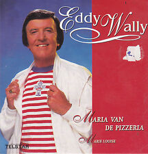 Eddy Wally-Maria Van De Pizzeria cd single