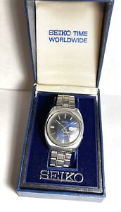 Vintage Seiko Automatic 7009-8100  Day/Date 1970/79 For Repair