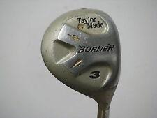 Original Ladies Taylormade Burner 3 Wood Ladies L-60 Plus Graphite Very Nice!!