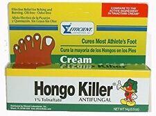2 Efficient Laboratories Hongo Killer ~ 1% Tolnaftate Antifungal ~ 7/17 x 14 gr.