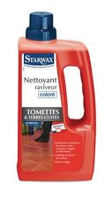 NETTOYANT RAVIVEUR TOMETTES TERRES CUITES STARWAX