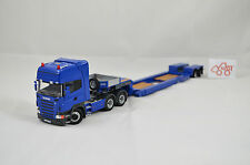 NZG Art.757/20 Scania 6x4 3-Achs Nooteboom Pendel X 2-Achs 1:50