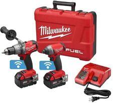 Milwaukee M18 FUEL 18V Cordless 2 Tool Combo Kit - 279622