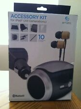 Ematic Accessory Kit for iPad (All Generations) 10 Accessories included