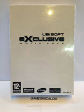 UBISOFT EXCLUSIVE WHITE PACK (INCLUDE AGE OF EMPIRES GOLD) (PC) NUOVO SIGILLATO