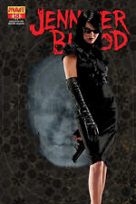 JENNIFER BLOOD #18 VF/NM DYNAMITE GARTH ENNIS TIM BRADSTREET COVER