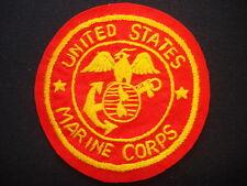 UNITED STATES MARINE CORPS Logo - Vietnam War Hand Made Patch