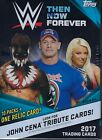 2017 Topps WWE Then, Now, Forever Wrestling Trading Cards 71ct. Blaster Box
