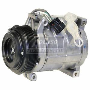 A/C Compressor-New Compressor DENSO 471-0705