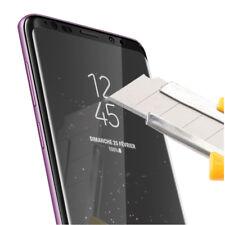 """Film Protection Écran Verre Trempé Bord Incurvé Samsung Galaxy S9 / S9 Plus 6.2"""""""