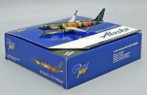 """Gemini Jets 1:400 Alaska Airlines Boeing 737-900ER GJASA2026 """"Our Commitment"""""""