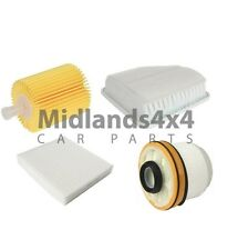 For Lexus IS200D IS220D SERVICE KIT INCL AIR OIL FUEL CABIN FILTERS