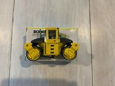 Bomag BW184AD 1:50 Scale Macadam Industrial Roller Yellow/Gray Diecast