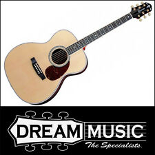 Crafter T-035/N No Cutaway Acoustic Spruce Top Natural Gloss w/Bag RRP$699