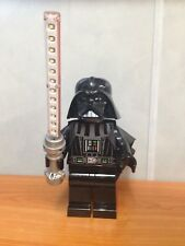 Star Wars Lego Darth Vader LED Nightlight - 20cm high Excellent Condition