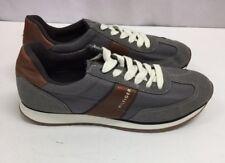 Homme Tommy Hilfiger Modesto Gris Chaussures Décontractées, Taille 9.5 M