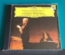 Beethoven Violinsonaten 6-8 KREMER ARGERICH German Issue to China 445 652-2