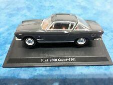 FIAT 2300 coupè grigio grey 1961 starline 1 43