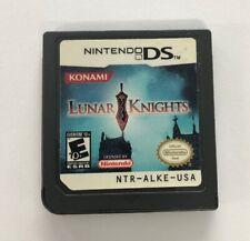 Lunar Knights Nintendo DS Cartridge Only