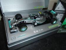 Scalextric C3621a Nico Rosberg 2014 Mercedes AMG F1  #6 DPR m/b