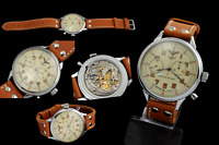 Naval aviatio SLAVA STURMANSKIE military officer CHRONOGRAPH Russian Soviet