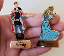 Disney Sleeping Beauty Aurora Prince Phillip Pin